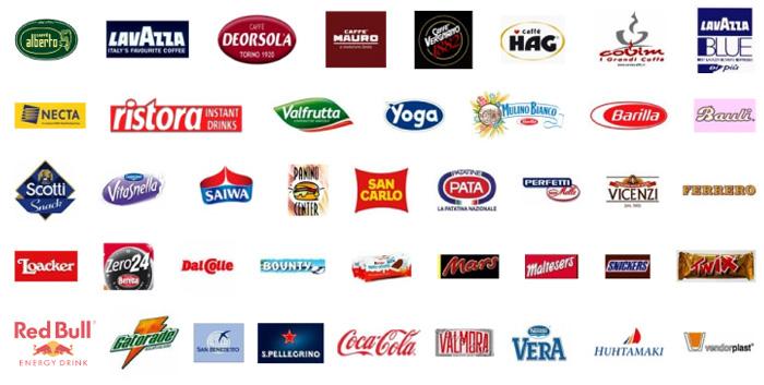 Royal Break - Distributori automatici - prodotti